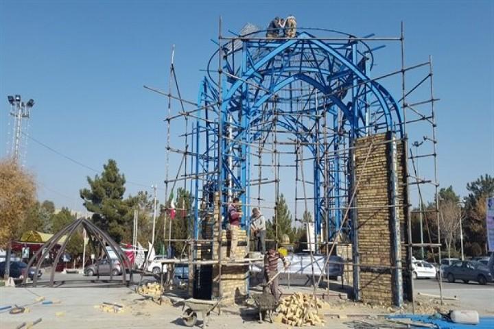 آرامگاه حجتالاسلام حسنی تا پایان سال تکمیل میشود