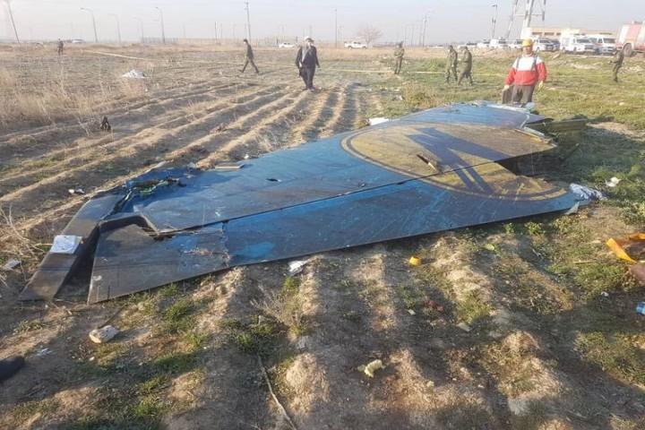 بر اثر بروز خطای انسانی و به صورت غیر عمد، هواپیمای اوکراینی مورد اصابت قرار گرفت