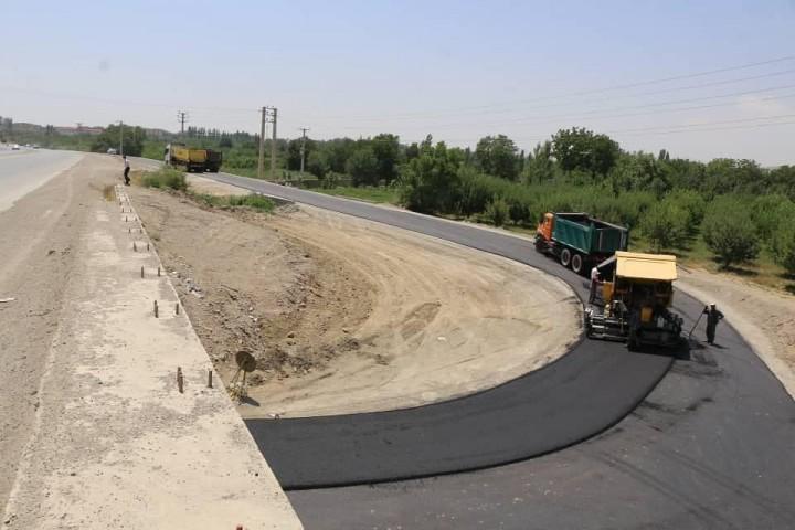 تکمیل بزرگراه بینالمللی ارومیه- سرو سرعت میگیرد