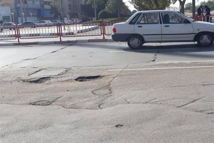 خیابانهای ارومیه زیر بار بی مسئولیتی مسئولان