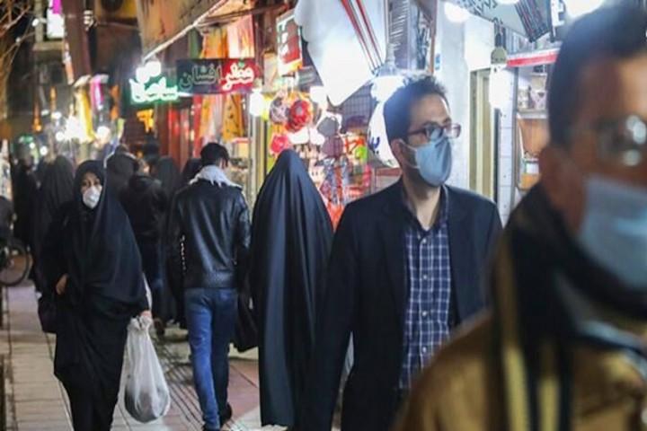 زنگ خطر کرونای انگلیسی در هیاهوی بازار شب عید ارومیه