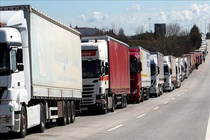 رشد ۳ درصدی حمل کالا توسط ناوگان جاده ای آذربایجان غربی