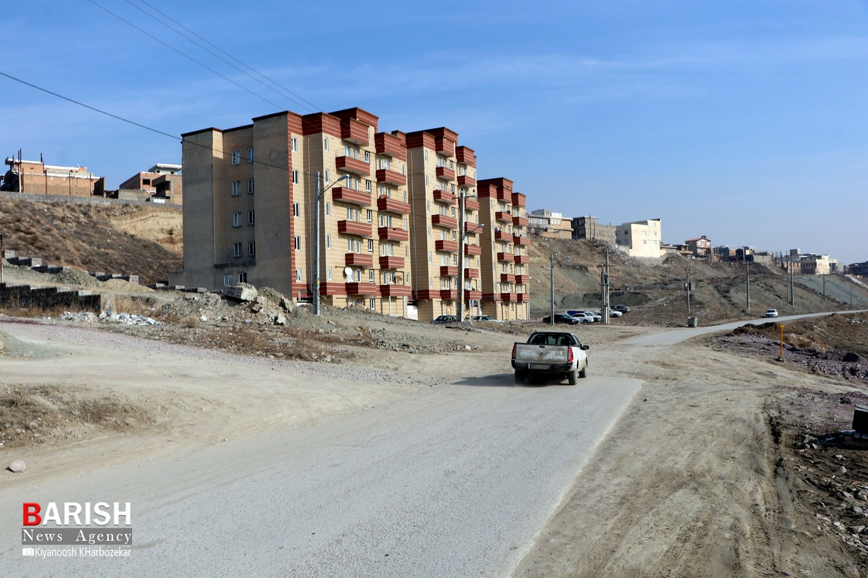 وضعیت مساکن مهر ولیعصر ارومیه