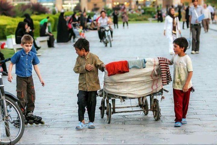 مشکلات کودکان کار تمام شدنی نیست