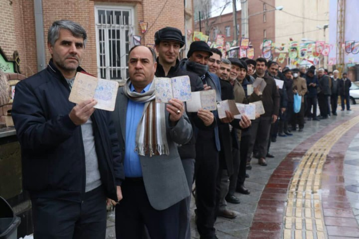 شوق انتخابات در حوزههای انتخابیه آذربایجان غربی