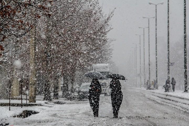 ورود سامانه بارشی از اواخر هفته جاری به آذربایجانغربی