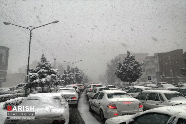 خواب زمستانی مسئولان شهرداری ارومیه / در اولین بارش زمستانی