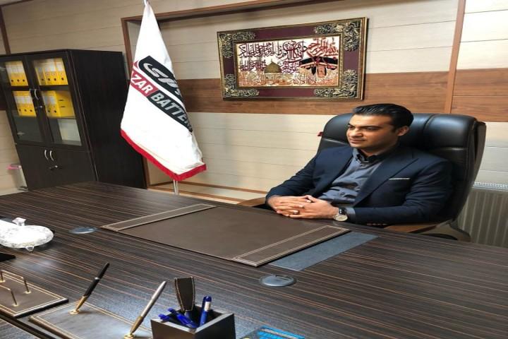 تبدیل گروه تولیدی آذرباتری ارومیه به بزرگترین کسب و کار تولیدی استان
