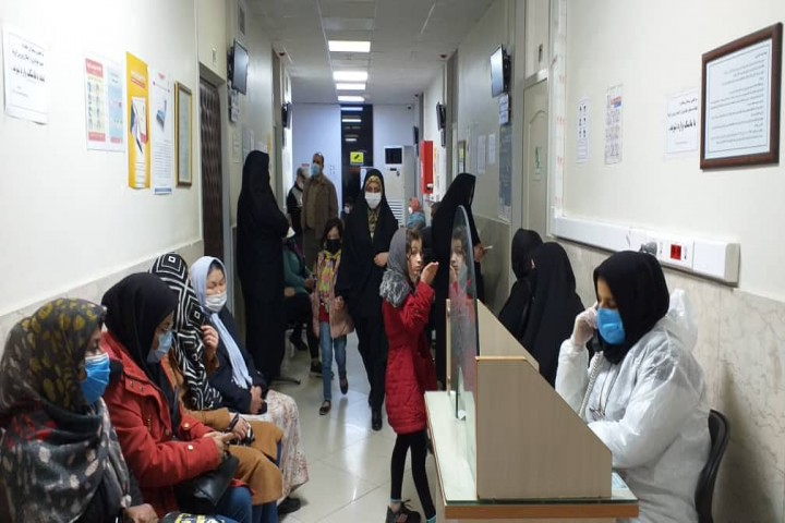 جولان کرونا در میان شلوغی مطبهای پزشکان
