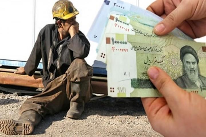 حکایت تلخ معیشت سخت کارگران/ دستمزدهایی که کفاف زندگیشان را نمی دهد