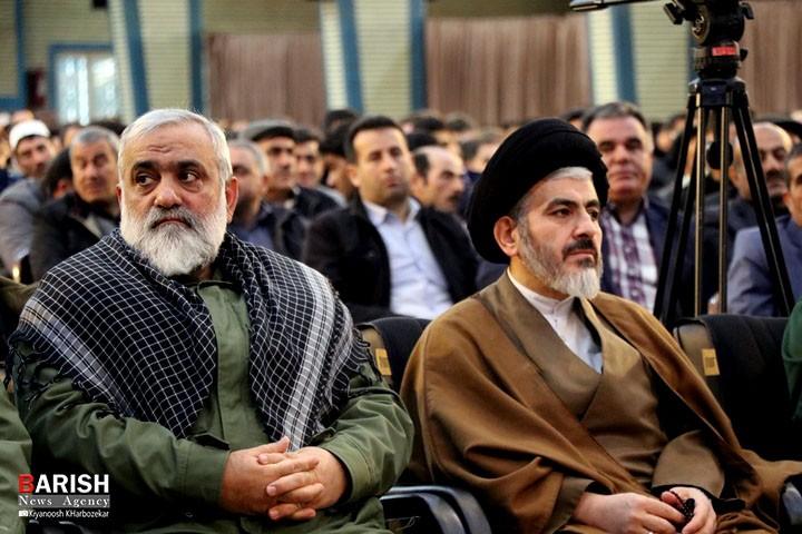 مراسم یاداواره هزار شهید عشایر آذربایجان غربی