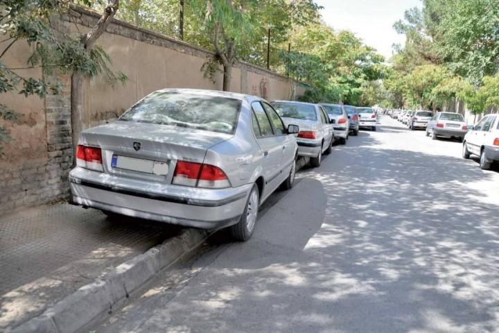 سد معبر این بار توسط خودرو ها
