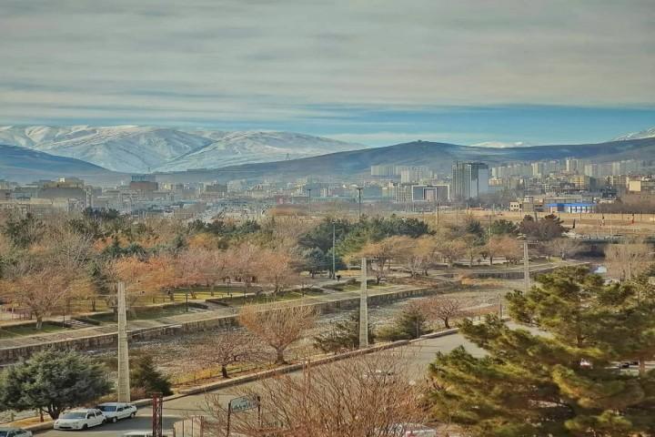 تداوم هوای سرد در آذربایجانغربی