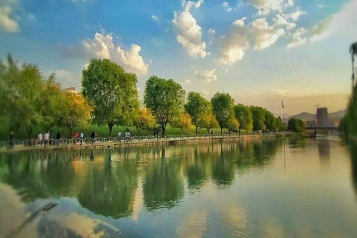 هوای آذربایجانغربی آرام و پایدار است