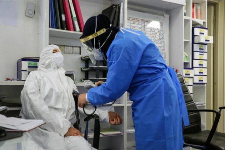 مدافعان سلامت همچنان در خط مقدم مقابله با کووید-19