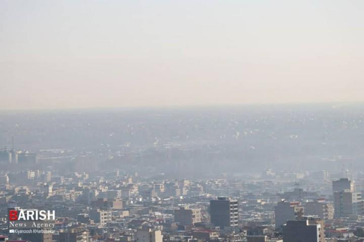 نفس مردم از آلودگی هوا به تنگ آمد