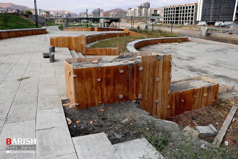 پارک سلامت ارومیه به سلامت به پایان خواهد رسید