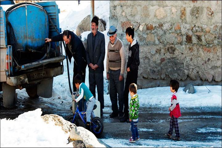 توزیع ۱۳۲ میلیون لیتر سوخت زمستانی در آذربایجانغربی