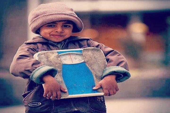در سرمای زمستان کودکان کار را دریابیم!
