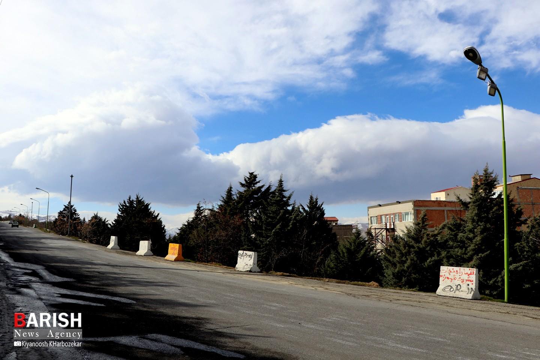 هوای پاک ارومیه بعد از چند روز آلودگی