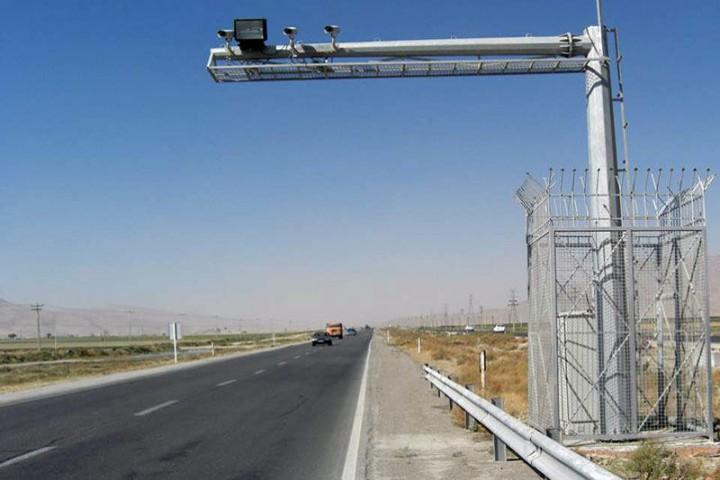 7 درصد از ترددهای محورهای ارتباطی آذربایجانغربی با تخلف سرعت غیر مجاز