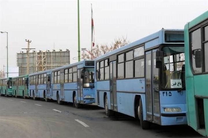 مهلت یک هفتهای اتوبوسرانی ارومیه نسبت به اعلام وضعیت فعالیت توسط رانندگان تمدید شد