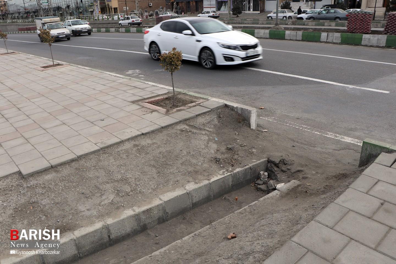 نگاهی به مشکلات فضای شهری ارومیه