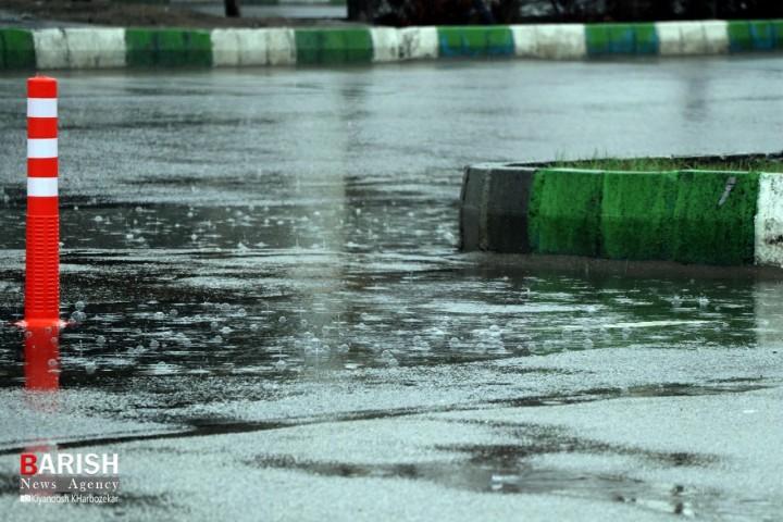 بهار آذربایجانغربی با بارش باران آغاز شد