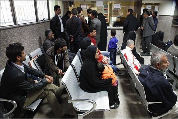 افزایش خط تلفن برای تسریع نوبتدهی در بیمارستان امام رضا(ع) ارومیه