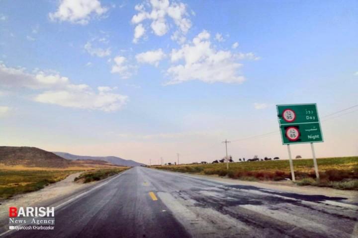 جادههای آذربایجانغربی همواره جان میگیرد