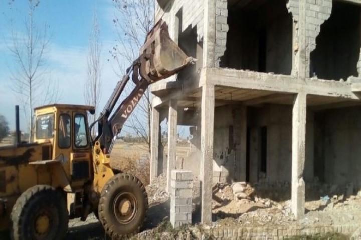 جلوگیری از ساخت و سازهای غیرمجاز؛ ضرورتی برای توسعه شهري