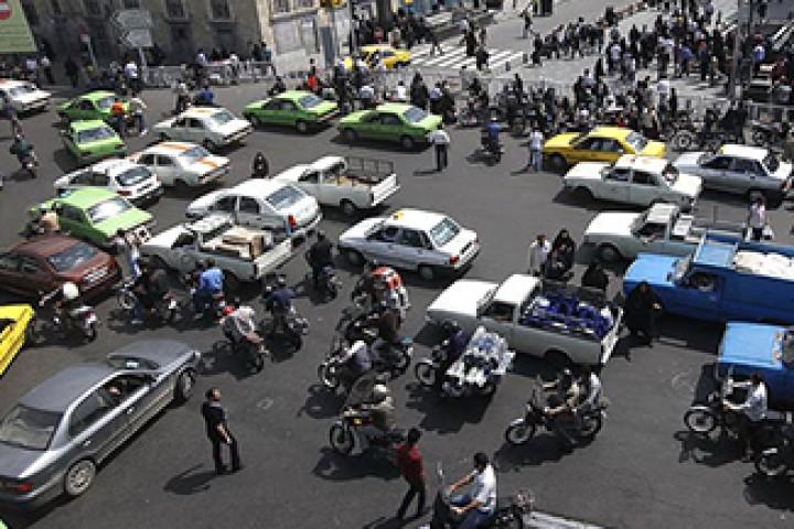 ضعف فرهنگ رانندگی در ارومیه