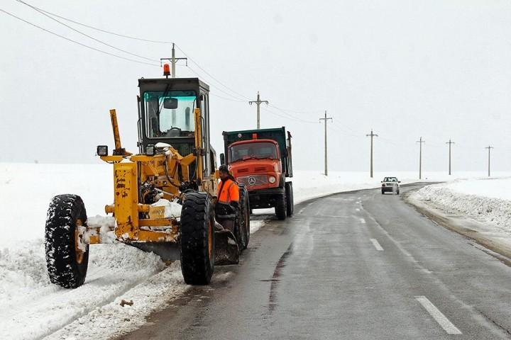 تردد در راههای مواصلاتی استان برقرار است