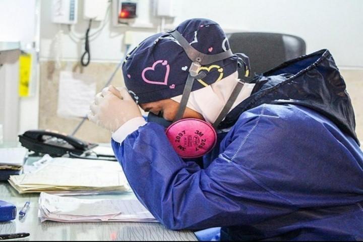 بحران کرونا در آذربایجانغربی/خستگی روانی و تعویق دستمزد کادردرمان