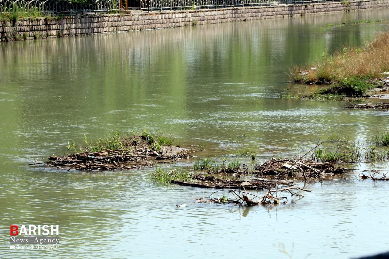لایروبی رودخانه شهرچایی ارومیه در فراموشی