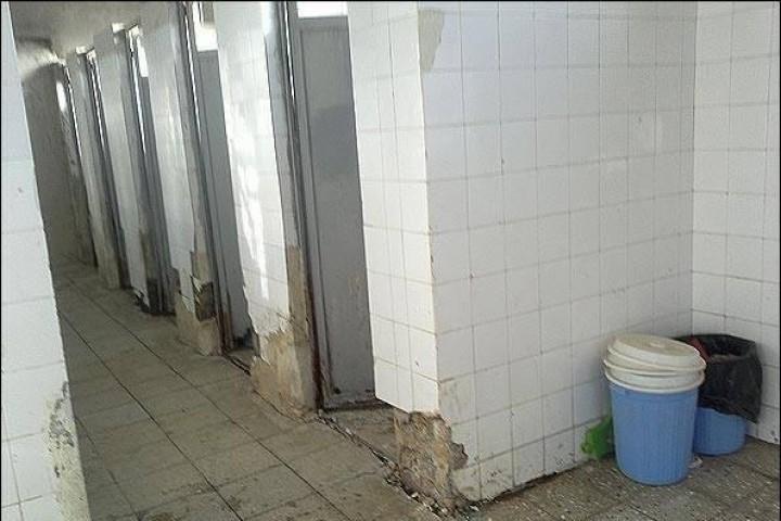 اوضاع نابسامان سرویس بهداشتی عمومی در سطح شهر