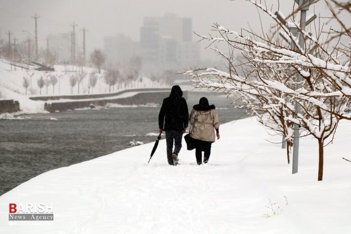 تعطیلی دوباره مدارس آذربایجان غربی به دلیل استمرار بارش برف