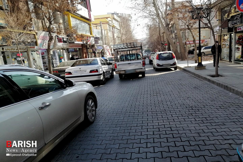 ترافیک ارومیه معضل دایمی و چندین ساله این شهر