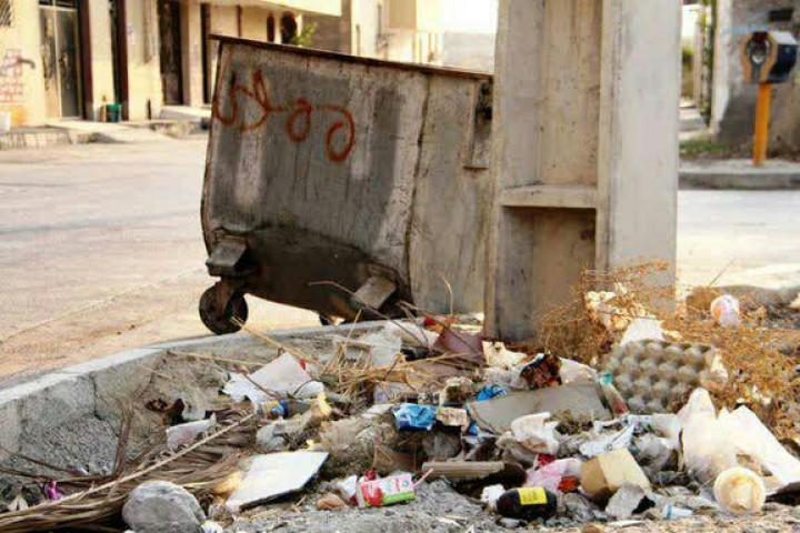 رها سازی نامناسب زباله ها تهدیدی جدی برای سلامت شهروندان