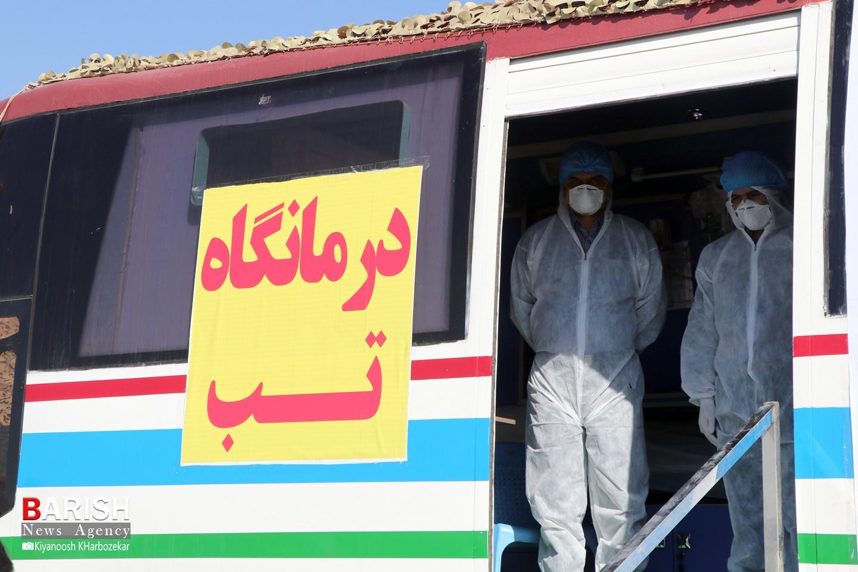 افتتاح بیمارستان صحرایی 200 تخت خوابی شهید باکری در ارومیه