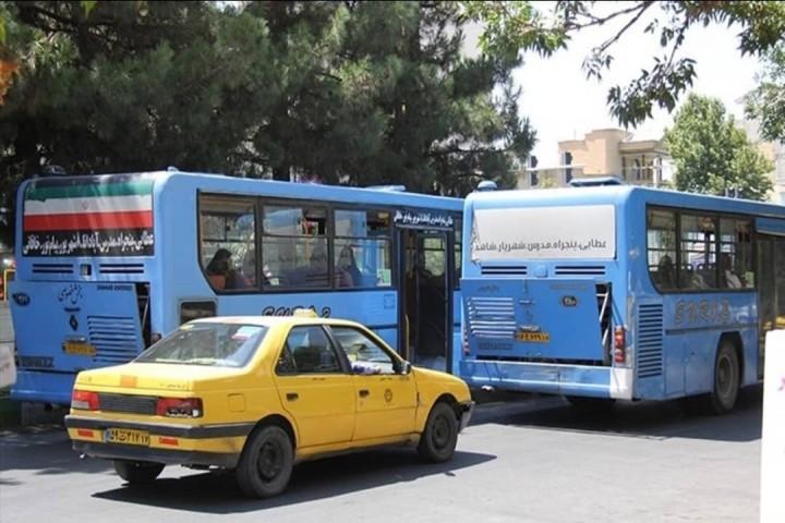 ناوگان حمل و نقل عمومی ارومیه؛ همچنان در کما!