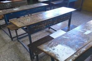 میز و نیمکتهایی که دفتر مشق میشوند!
