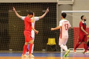 ایران راهی مرحله نهایی جام ملتها شد