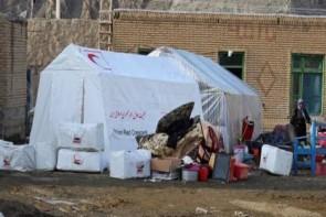 نیاز مبرم مناطق زلزلهزده قطور به اقلام بهداشتی