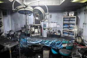 حادثه کلینیک شمال تهران 19 جانباخته برجای گذاشت