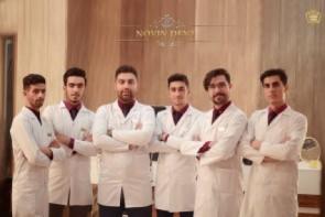 ارائه تمامی خدمات مربوط به دندانپزشکی در لابراتور نوین ارومیه