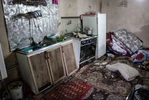 دست نیاز زلزلهزدگان به سوی مسئولین