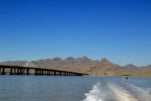 دریاچه ارومیه همچنان در انتظار افتتاح پروژههای آبرسانی