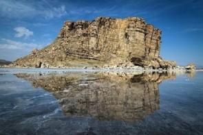 تثبیت حال خوش دریاچه ارومیه با تکمیل پروژههای آبرسانی