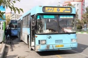 تعطیلی دوباره ناوگان اتوبوسرانی ارومیه زیر سایه بی تدبیری مسئولان شهری